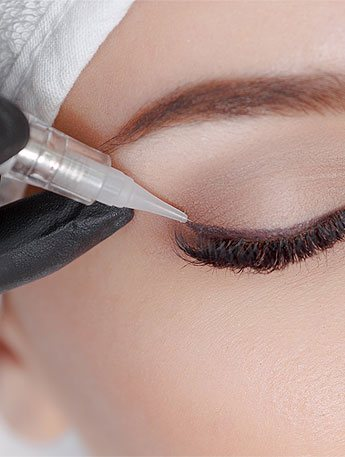 Permanent Make-up - Eyeliner